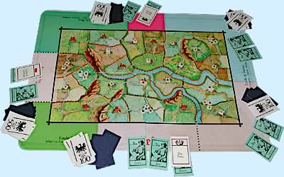 Fief - Board Strategy Game