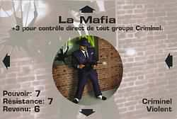 carte groupe mafia