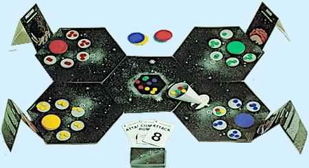 rencontre cosmique jeu de plateau